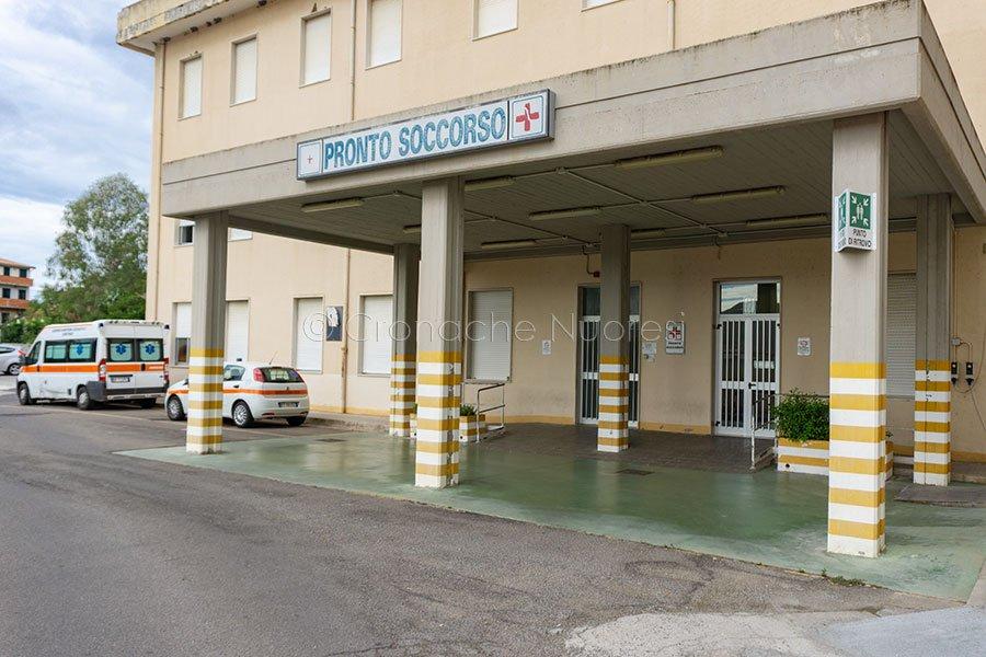 Bosa, Ospedale civile, pronto soccorso (foto S.Novellu)