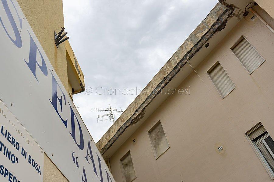 Bosa, Ospedale civile (foto S.Novellu)