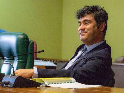 Il sindaco di Nuoro Andrea Soddu (© foto S.Novellu - Cronache Nuoresi)