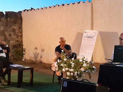 Tresnuraghes, l'incontro a Casa Deriu (foto P.G.Vacca)