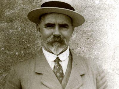 Un ritratto dell'ing. G.A. Porcheddu (Ittiri 1860-Torino 1937)