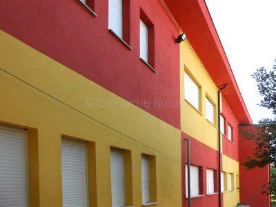 Una scuola di Macomer (foto PG Vacca)