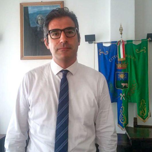 Il presidente del Consiglio comunale di Nuoro Fabrizio Beccu