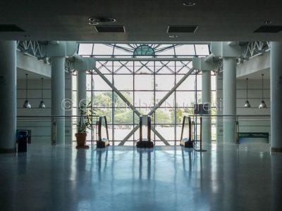 Cagliari, l'ospedale Brotzu (foto S.Novellu)