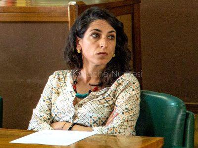 L'assessore Valeria Romagna (foto S.Novellu)