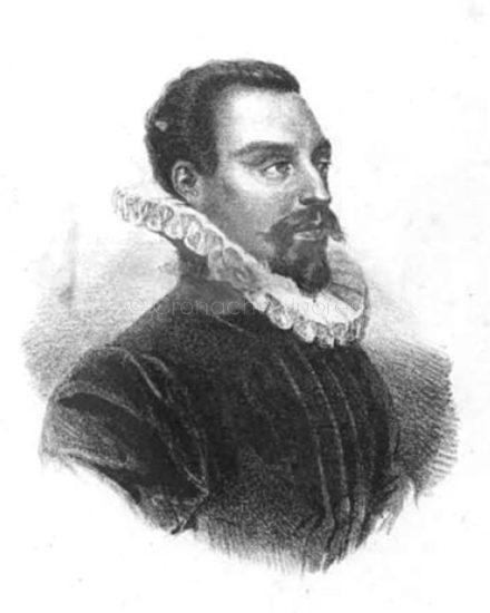 Un ritratto di Leonardo Alagón, tratto dal