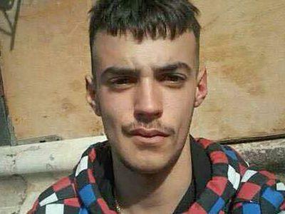 Un ritratto di Manuel Careddu, il giovane scomparso