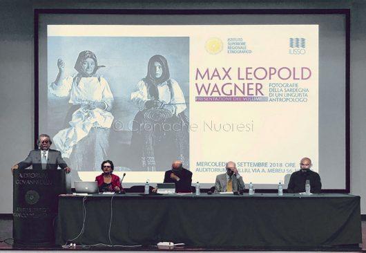 """La presentazione del volume Max Leopold """"Wagner. Fotografie della Sardegna di un linguista antropologo"""""""
