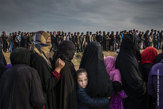 World Press Photo of the Year Nominee Ivor Prickett for The New York Times Online
