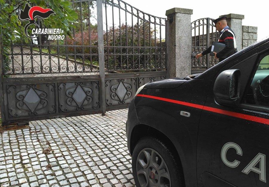 Controlli dei Carabinieri a Nuoro
