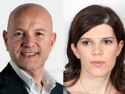 Luigi Crisponi e Daniela Forma