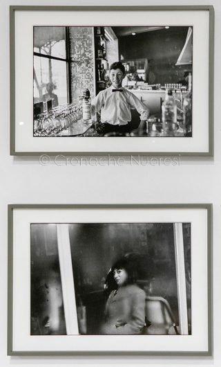 Due immagini di Mario Dondero (Barcelona 1964 - Parigi 1955)