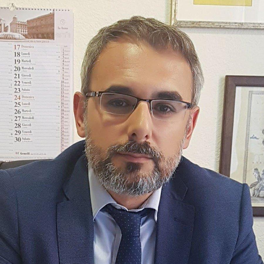 Il vice segretario provinciale PDdi Nuoro Francesco Manca