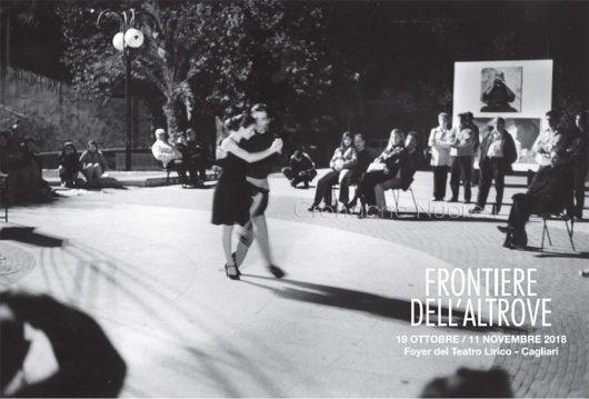 """Mario Dondero e Uliano Lucas: """"Frontiere dell'altrove"""" al Teatro Lirico di Cagliari"""