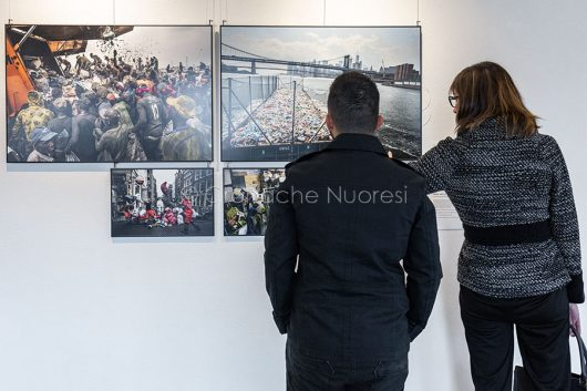 Gavoi, mostra Word Press Photo (foto S.Novellu)