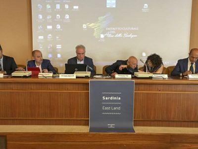 L'incontro in Provincia del progetto