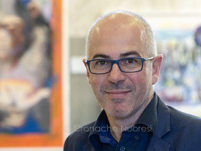L'assessore alla Cultura Giuseppe Dessena (foto S.Novellu)