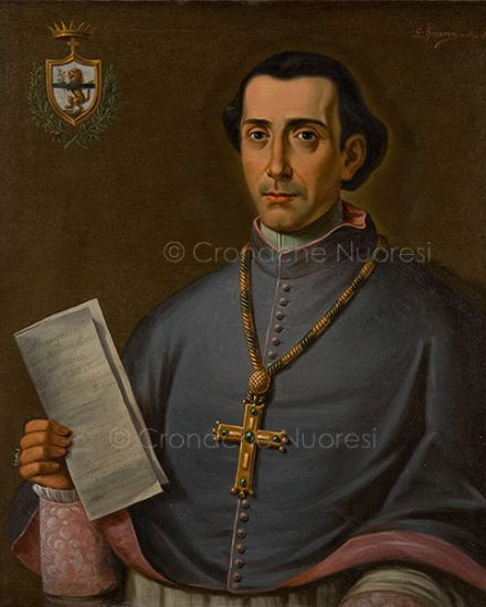 Monsignor Antonio Maria Casabianca