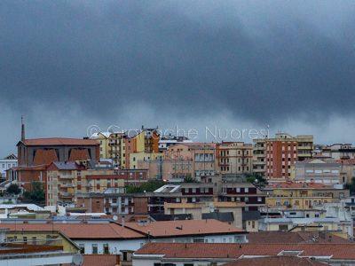 Nuoro, uno scorcio della zona di San Giuseppe (foto S.Novellu)