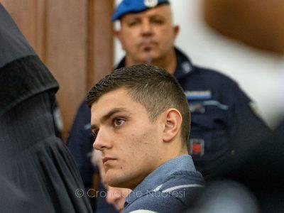 Processo Delitto Monni Masala- Alberto Cubeddu (foto S.Novellu)