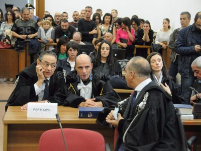 Processo Monni-Masala, gli avvocati della famiglia Masala