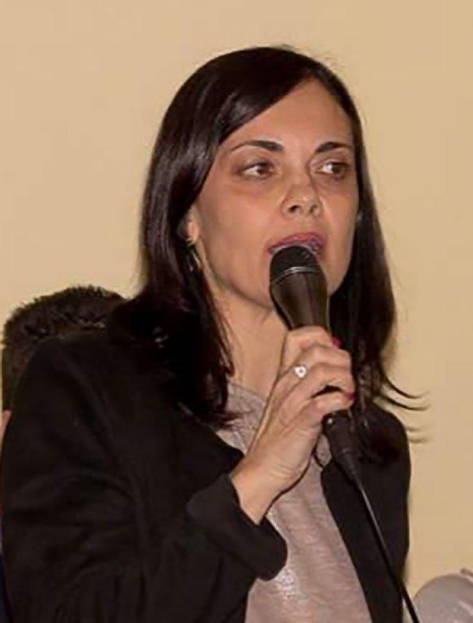 Il senatore Cinquestelle Elvira Lucia Evangelista