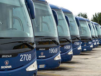 Trasporti. 65 nuovi bus ARST per il Nuorese (foto S.Novellu)