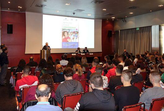 Il seminario sul servizio Civile