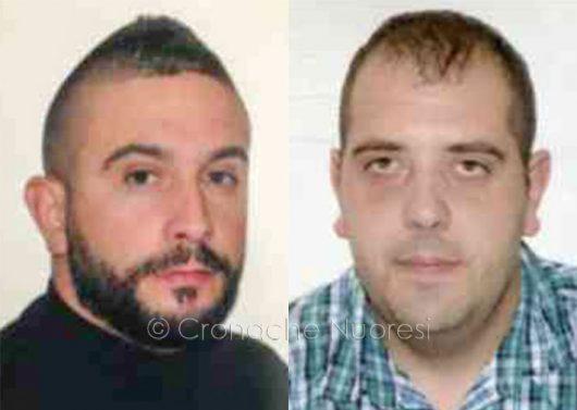 Gli altri arrestati: Dvide Balzano e Enrico Balloi