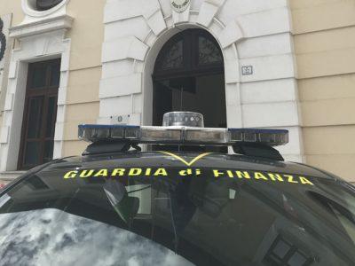 Il comando provinciale della Guardia di Finanza di Nuoro