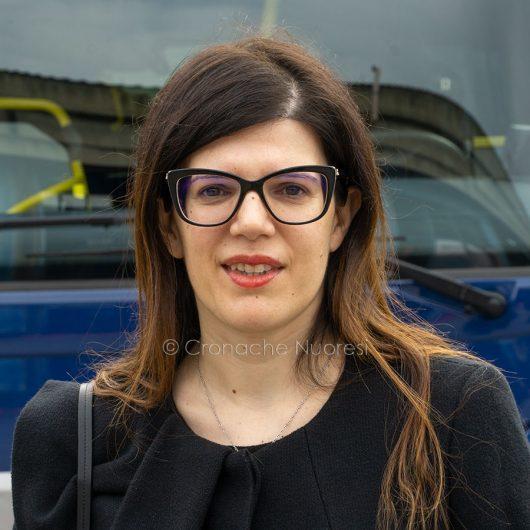 Il consigliere regionale PD Daniela Forma (foto S.Novellu)