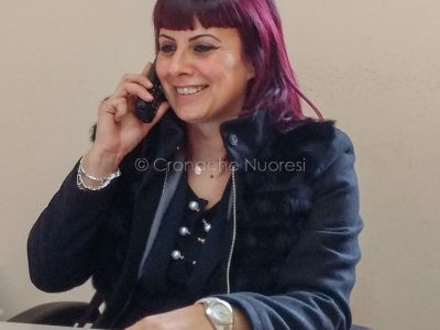 Il presidente del comitato organizzatore Paola Deserra (foto S.Novellu)