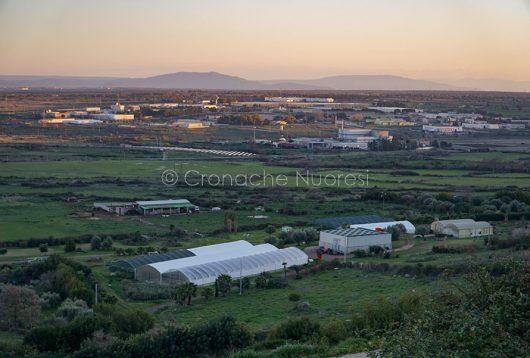 Macomer, la zona industriale di Tossilo (foto S.Novellu)