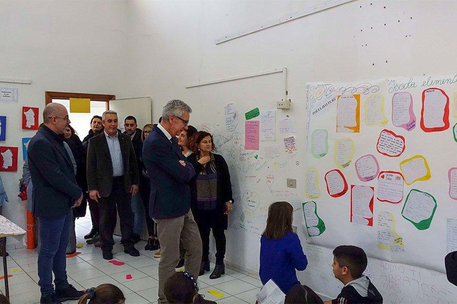 Posada: una scuola immersa nel vedre grazie a Iscol@