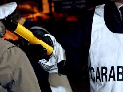 Controlli dei Carabinieri all'alcoltest