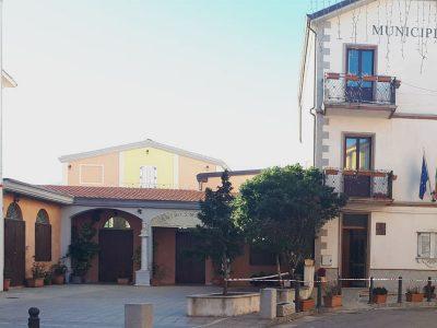Il municipio di Talana