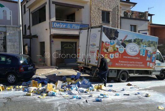 Assalto al furgone del latte in Ogliastra