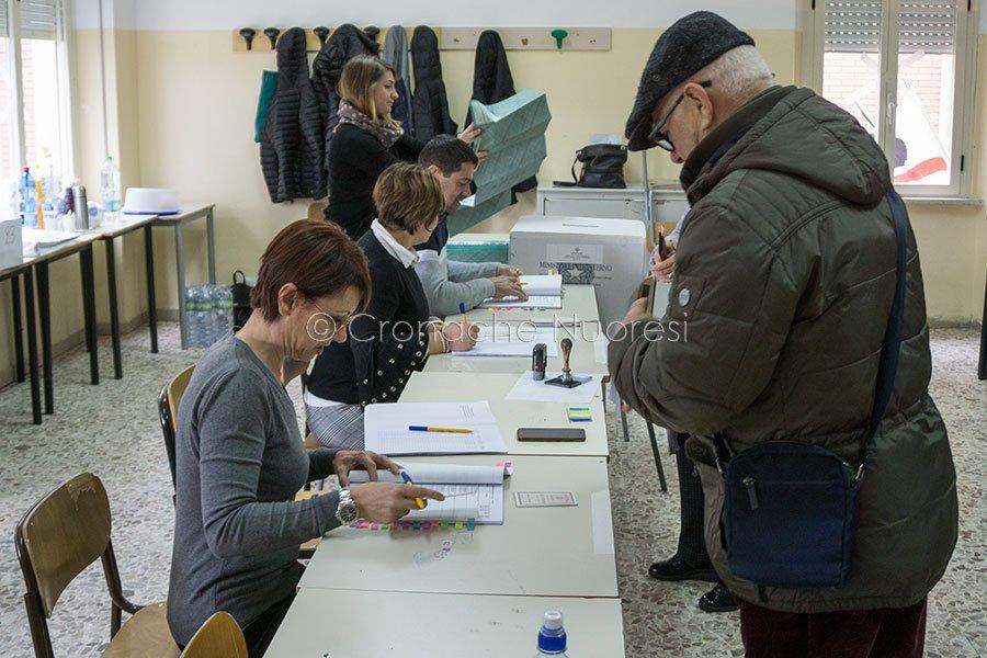 Elezioni regionali 2019 (foto S.Novellu)