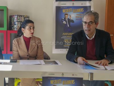 Silvio Obinu e Valeria Romagna
