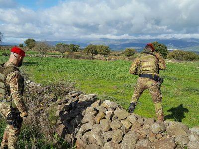 Carabinieri, controlli nelle campagne