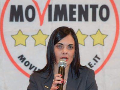 La senatrice Lucia Elvira Evangelista