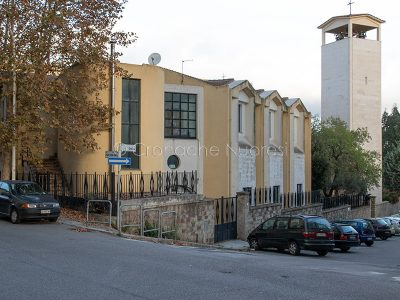 Nuoro, chiesa del Sacro Cuore (foto S.Novellu)