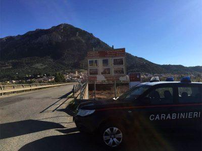 Carabinieri alle porte di Galtellì