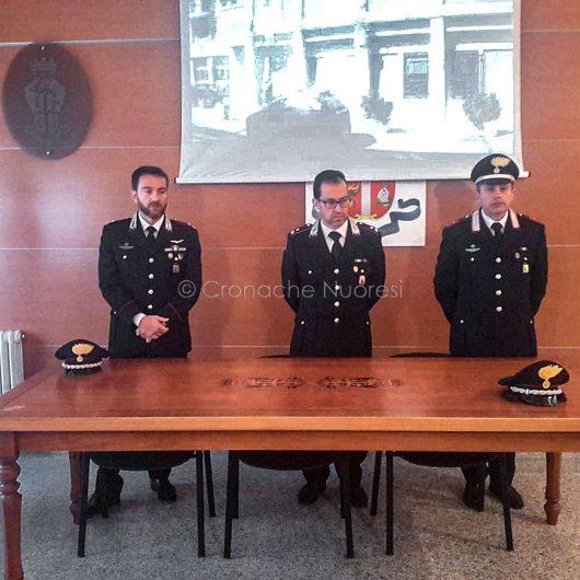 La conferenza dei Carabinieri