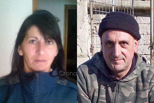 Romina Meloni e Ettore Sini