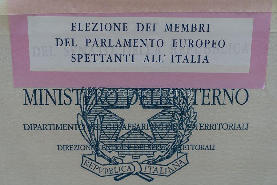 Elezioni Europee 2019 (foto S.Novellu)