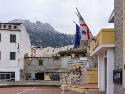 Il Comune di Oliena (foto S.Novellu)