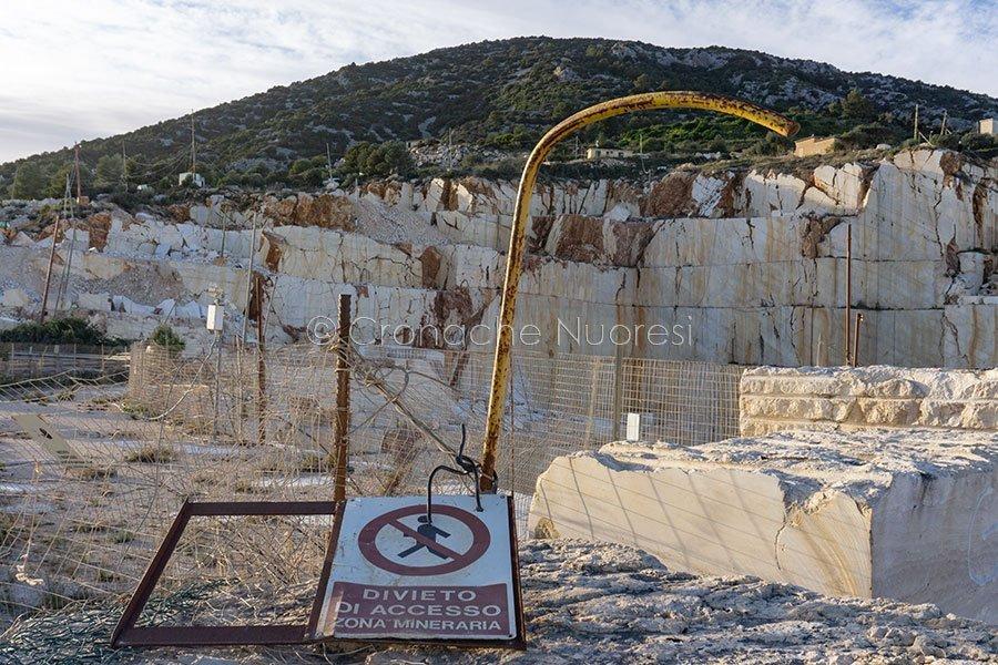 Orosei, cave di marmo (foto S.Novellu)