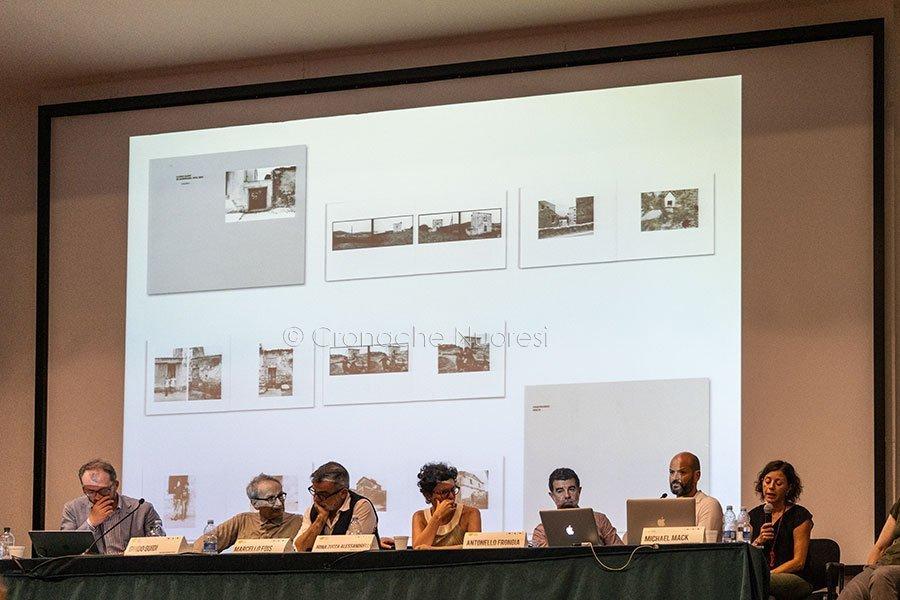 Il convegno su Guido Guidi all'ISRE (foto S.Novellu)