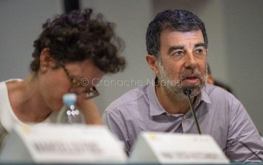 Il professor Antonello Frongia (foto S.Novellu)
